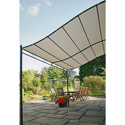 Image for Wall Mounted Garden Gazebo 3m. from StoreName