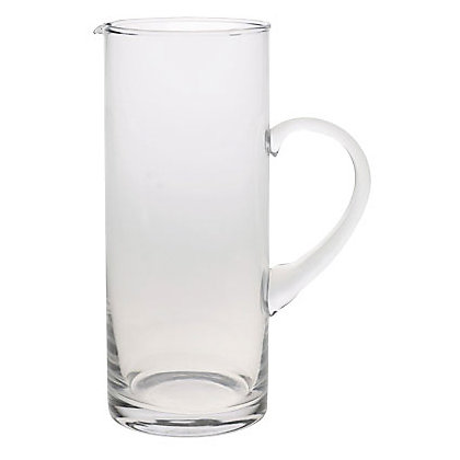 Image for Home of Style Glass Pitcher from StoreName