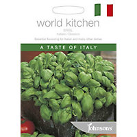 Basil Italiano Classico Vegetable Seeds