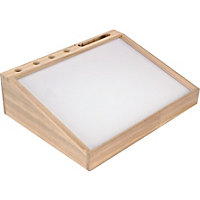 LightCraft A4 Wooden Craft Box.