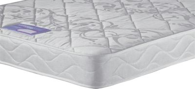 Image of Layezee Essentials Calm Microquilt Double Mattress.