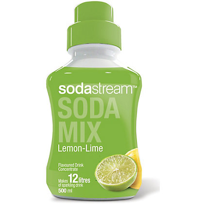 Image for SodaStream Flavour Lemon and Lime. from StoreName