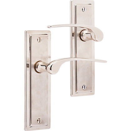 Image for Renata Lever Latch - Two Tone from StoreName