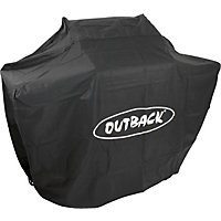 Outback BBQ Cover - Hunter & Hooded 3 Burners