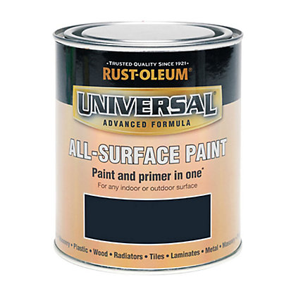 Image for Rust-Oleum Universal All Surface Paint - Dark Grey - 250ml from StoreName