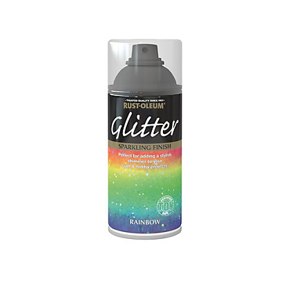Image for Rust-Oleum - Glitter Rainbow - Spray - 150ml from StoreName