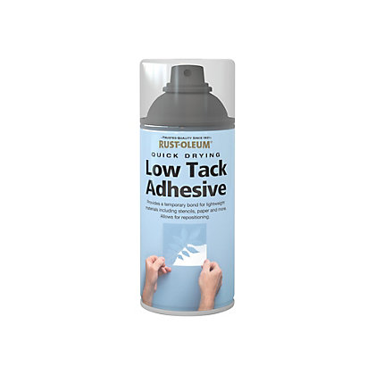 Image for Rust-Oleum -  Tack Adhesive Spray - 150ml from StoreName