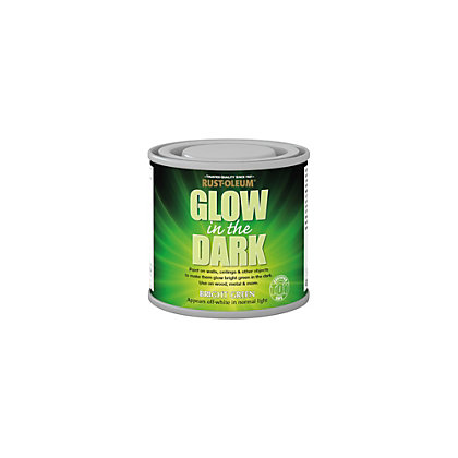 Image for Rust-Oleum Glow in the Dark Paint - 125ml from StoreName