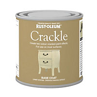 Rust-Oleum Crackle Basecoat - 250ml