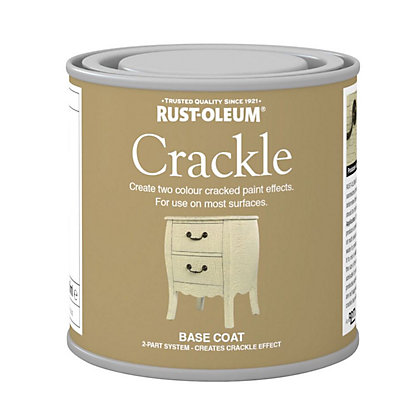 Image for Rust-Oleum Crackle Basecoat - 250ml from StoreName