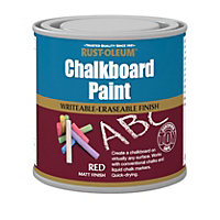 Rust-Oleum Chalkboard Red - 250ml