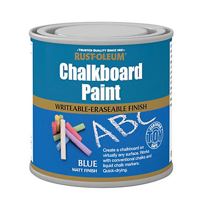 Image for Rust-Oleum Chalkboard Blue - 250ml from StoreName