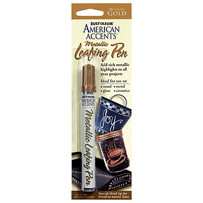 Image for Rust-Oleum Metallic Leafing Paint Pen  - Gold from StoreName