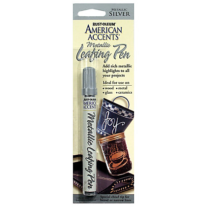 Image for Rust-Oleum Metallic Leafing Paint Pen  - Silver from StoreName