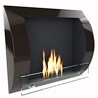 Imagin Fuego Bio Ethanol Fireplace - Black
