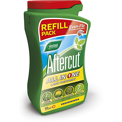 Image for Aftercut All-in-One Even-Flo Refill - 80 sq m from StoreName