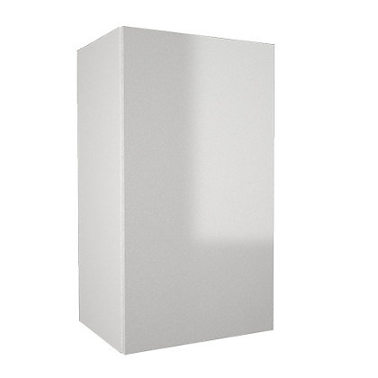 Image for Simply Hygena - Chancery Gloss - White - 400mm Wall Cabinet from StoreName