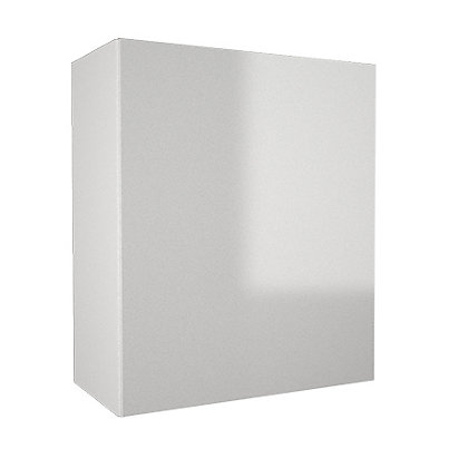 Image for Simply Hygena Chancery - Gloss White - 600mm Wall Cabinet from StoreName