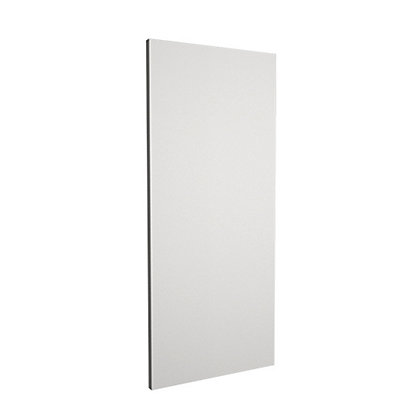 Image for Simply Hygena Kitchen Wall Replacement End Panels - White from StoreName