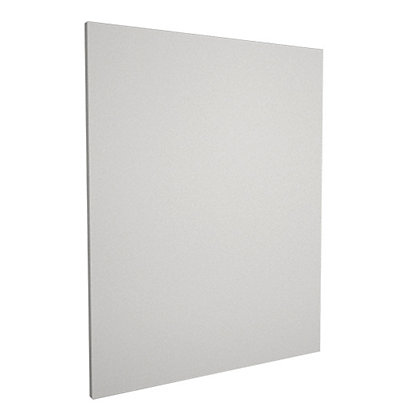 Image for Simply Hygena - White - Kitchen Base Unit Replacement End Panels - Pack of 2 from StoreName
