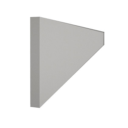 Image for Simply Hygena Continuious Plinth - White - 2400mm from StoreName