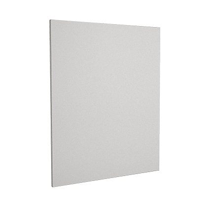 Image for Simply Hygena - Chancery Gloss - White - Clad on Base panel from StoreName