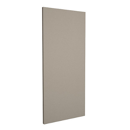 Image for Simply Hygena Chancery Gloss Wall Replacement End Panels - Cream from StoreName