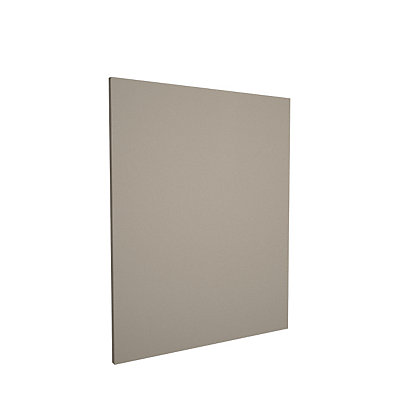 Image for Simply Hygena Chancery - Gloss Cream - Base Replacement End Panels - Pack of 2 from StoreName