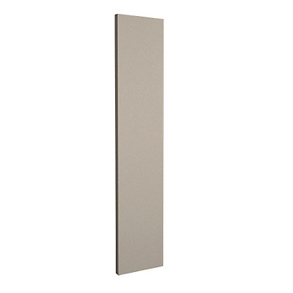 Image for Simply Hygena - Chancery Gloss - Cream - Adjustable Corner Post/Filler from StoreName