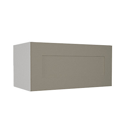 Image for Simply Hygena - Amersham - Grey - 600mm Cooker Hood Cabinet from StoreName