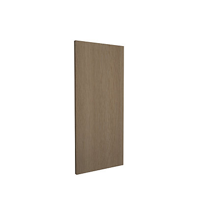 Image for Simply Hygena Stratford Oak - Wall Replacement End Panels -  Pair from StoreName