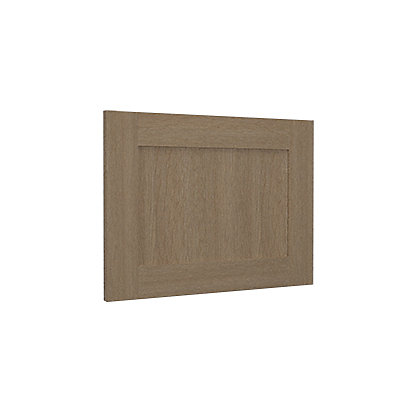 Image for Simply Hygena - Amersham - Oak Shaker - Integrated Extractor Door (597x445) from StoreName