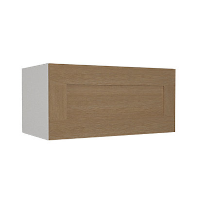 Image for Simply Hygena Amersham - Oak Shaker - 600mm Cooker Hood Cabinet from StoreName