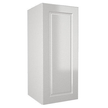 Image for Simply Hygena - Elverson Gloss- White - 300mm Wall Cabinet from StoreName