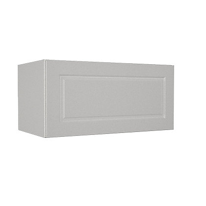 Image for Simply Hygena Elverson - Gloss White - 600mm Cooker Hood Cabinet from StoreName