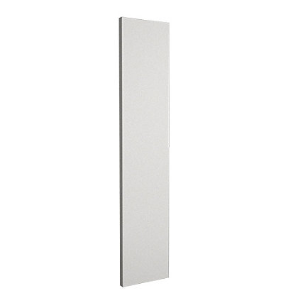 Image for Simply Hygena Elverson - Gloss White - Adjustable Corner Post / Filler from StoreName