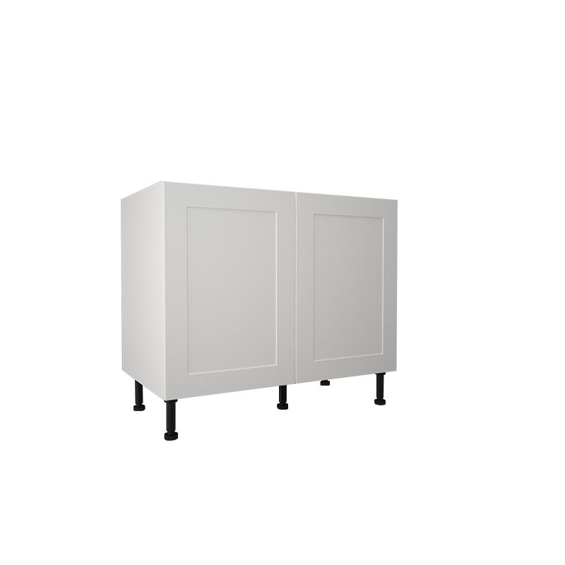homebase simply hygena gloucester white 1000mm. Black Bedroom Furniture Sets. Home Design Ideas