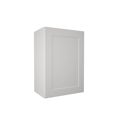 Image for Simply Hygena Gloucester - Gloss White - 500mm Wall Cabinet from StoreName