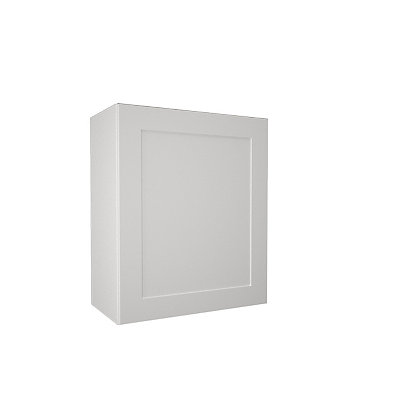 Image for Simply Hygena Gloucester - Gloss White - 600mm Wall Cabinet from StoreName