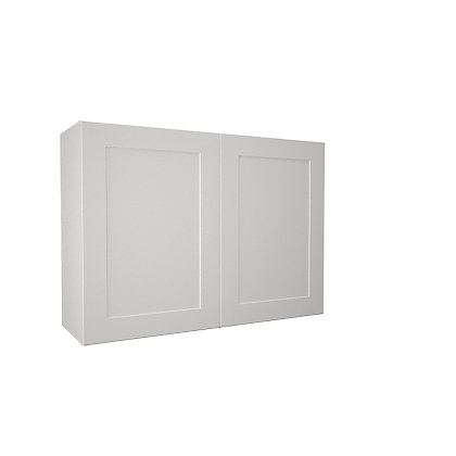 Image for Simply Hygena - Gloucester - White - 1000mm Wall Cabinet from StoreName