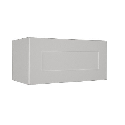 Image for Simply Hygena - Gloucester - White - 600mm Cooker Hood Cabinet from StoreName