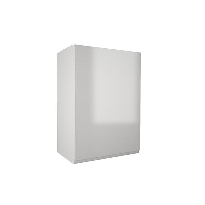 Simply hygena kensal gloss white 500mm wall cabinet for Kitchen cabinets 500mm
