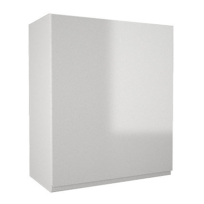 Image for Simply Hygena - Kensal Gloss - White - 600mm Wall Cabinet from StoreName