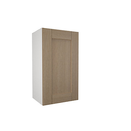 Image for Simply Hygena - Southfield - Oak - 400mm Wall Cabinet from StoreName