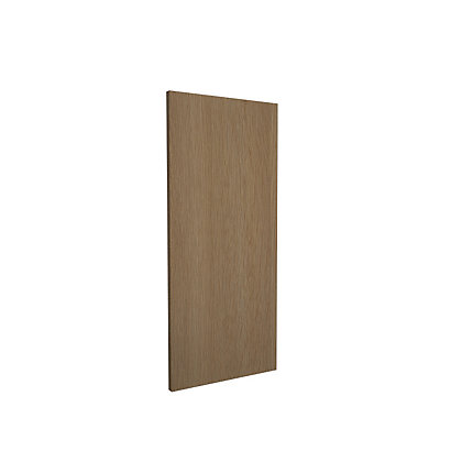 Image for Simply Hygena Oak Wall Replacement End Panels - Pair from StoreName