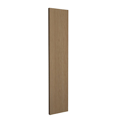 Image for Simply Hygena - Southfield - Oak - Adjustable Corner Post/Filler from StoreName