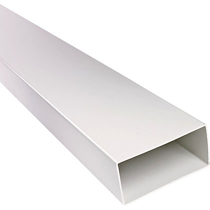 Image for Flat Channel Ducting - 1m from StoreName