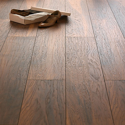 Image for Schreiber Red River Flooring Hickory - 1.73sq m per pack from StoreName