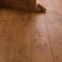 Image for eurohome tawny chestnut laminate flooring from storename