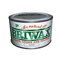 Briwax Finishing Wax - Clear - 370g